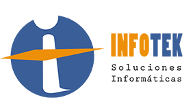 Infotek Soluciones Informáticas  Logo